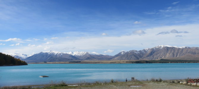 ニュージーランド テカポ湖98日目(2018年5月8日)