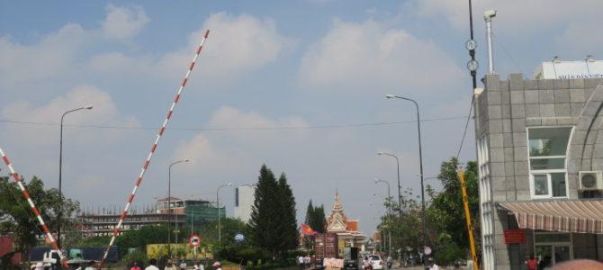 ベトナム カンボジア 国境越え87日目(2018年4月27日)