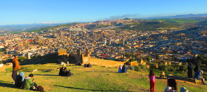モロッコ フェズ 318DAYS part2 (FEB/4/2019)