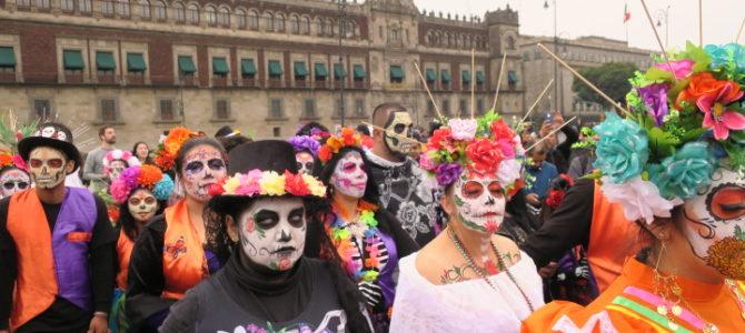 メキシコ メキシコシティー  559DAYS(NOV/1/2019)