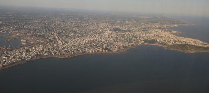 アルゼンチン ウルグアイ 国境越え 638DAYS(JAN/19/2020)