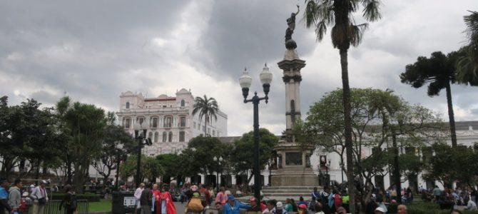パラグアイ エクアドル 国境越え 650AYS(JAN/31/2020)