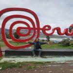 ペルー ボリビア 国境越え 663AYS(FEB/13/2020)