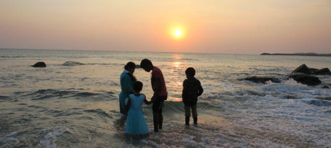 インド カーニャクマリ 21日目続き2(2018年2月20日)