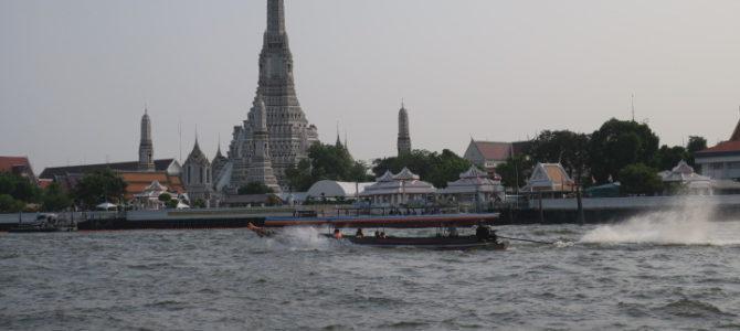 タイ王国  バンコク 55日目(2018年3月26日)