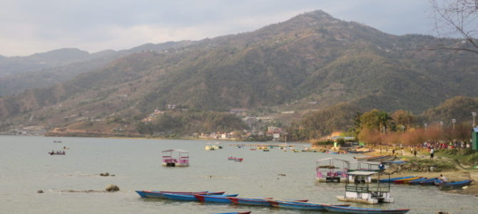 ネパール ポカラ  35日目(2018年3月6日)