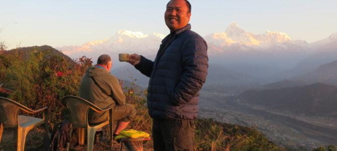 ネパール ポカラ  36日目(2018年3月7日)