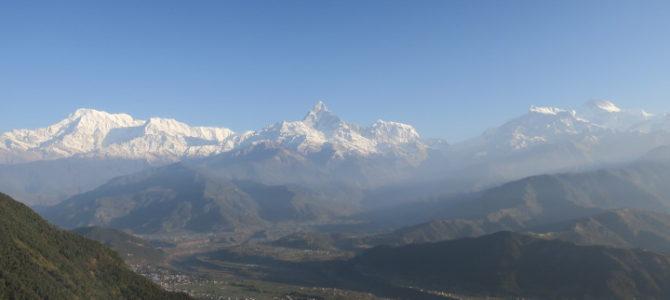 ネパール ポカラ  36日目続き(2018年3月7日)