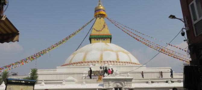 ネパール カトマンズ  41日目続き(2018年3月12日)