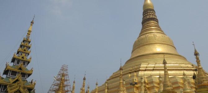 ミャンマー  ヤンゴン 58日目(2018年3月29日)