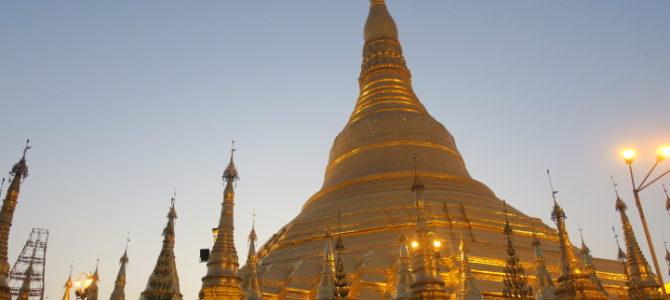 ミャンマー  ヤンゴン 61日目続き(2018年4月1日)