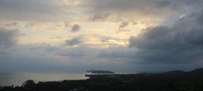 タイ王国 パンガン島 68日目(2018年4月8日)