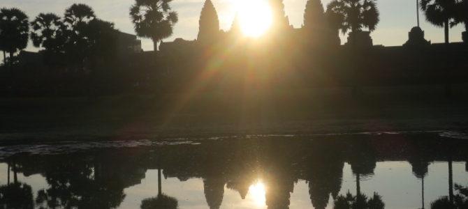 カンボジア シェムリアップ 91日目(2018年5月1日)