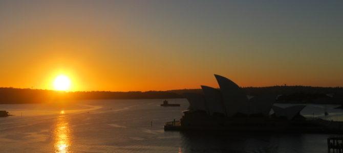 オーストラリア シドニー95日目(2018年5月5日)