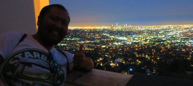 アメリカ ロサンゼルス続き2 167日目(2018年8月10日)