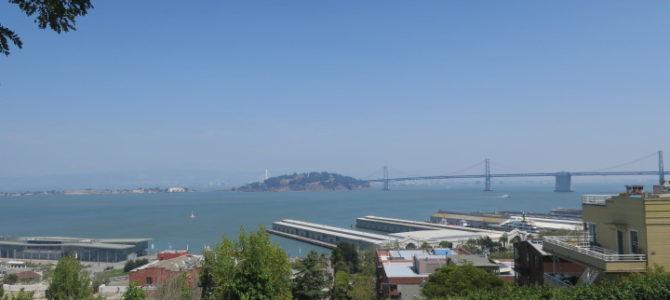 アメリカ サンフランシスコ 172日目続き(2018年8月15日)