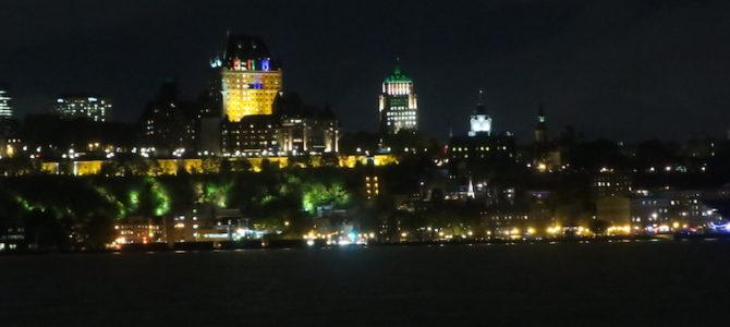 カナダ  ケベック 214日目続き(2018年9月26日)
