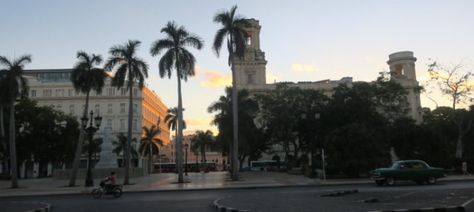 キューバ アメリカ ハバナ 239DAYS(Oct/21/2018)