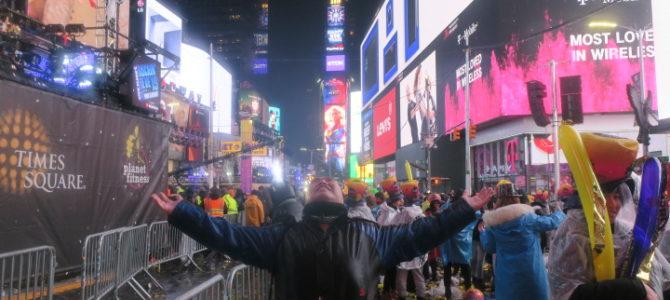 アメリカ ニューヨーク 283DAYS part2(DEC/31/2018)