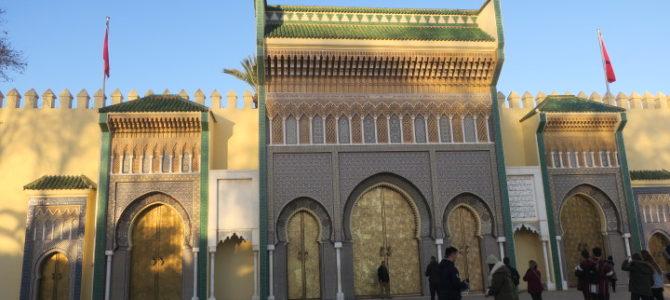 モロッコ 国内移動 317DAYS (FEB/3/2019)