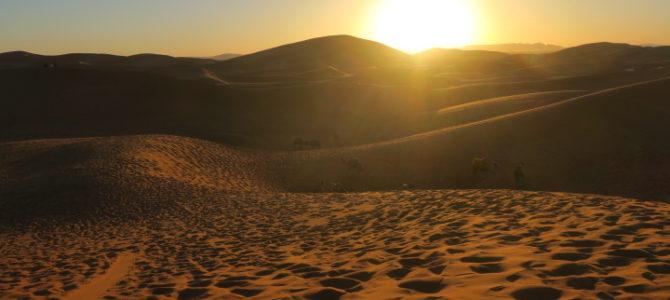 モロッコ サハラ砂漠 part2 324DAYS (FEB/10/2019)