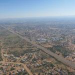 ナミビア ボツワナ 国境越え 394DAYS  (APR/21/2019)