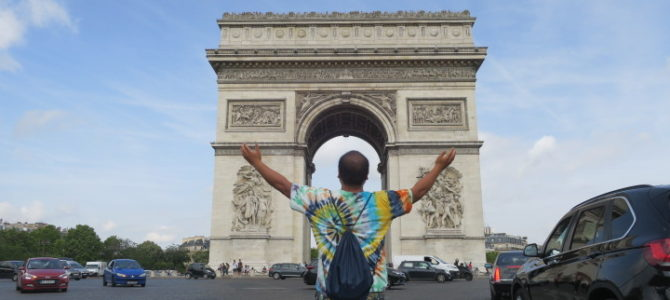 フランス パリ 460DAYS  (JUL/19/2019)