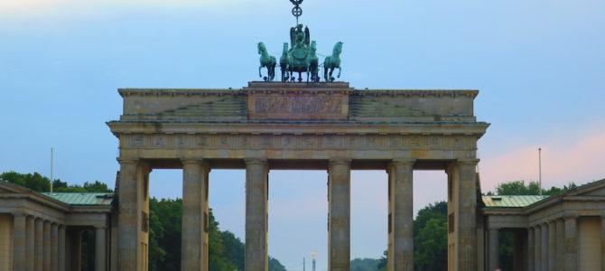 ドイツ 国内移動 474DAYS  (AUG/2/2019)