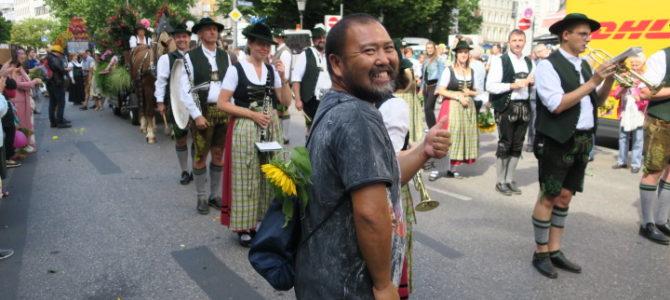 ドイツ ミュンヘン 478DAYS  (AUG/6/2019)