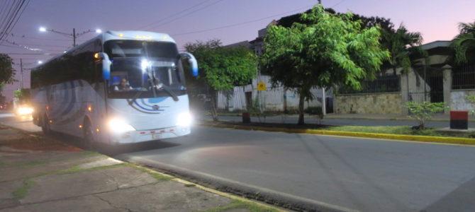 ニカラグア コスタリカ 国境越え 583DAYS(NOV/25/2019)