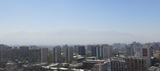 チリ サンティアゴ 622DAYS(JAN/3/2020)
